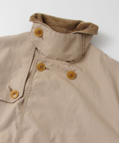 URBAN RESEARCH別注Barbour TRENCH COATの画像7