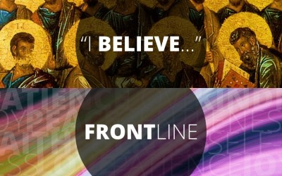 "Talks Series: FRONTLINE – ""I BELIEVE…"""