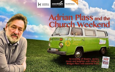 Adrian Plass and the Church Weekend: Special Promotion