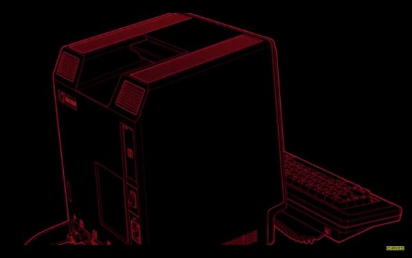 初代Macintosh マッキントッシュ 2015 デザイン