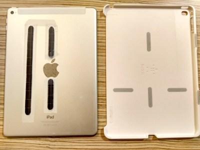 ipad belkin 外付けキーボード bluetooth 角度 調節 マグネット