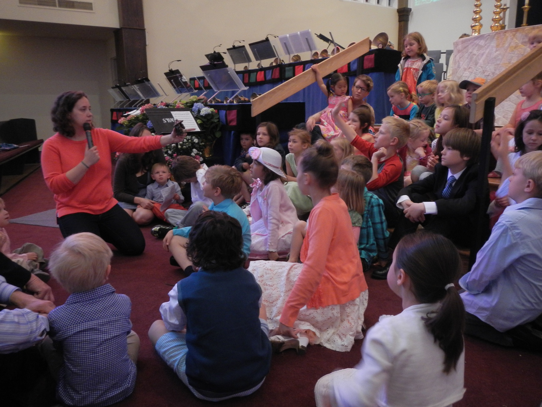Children's Time in Worship