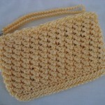 Sunny Yellow Charming Coin Purse w/ strap $12.00