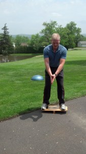 Golf fitness training, golf fitness instructor