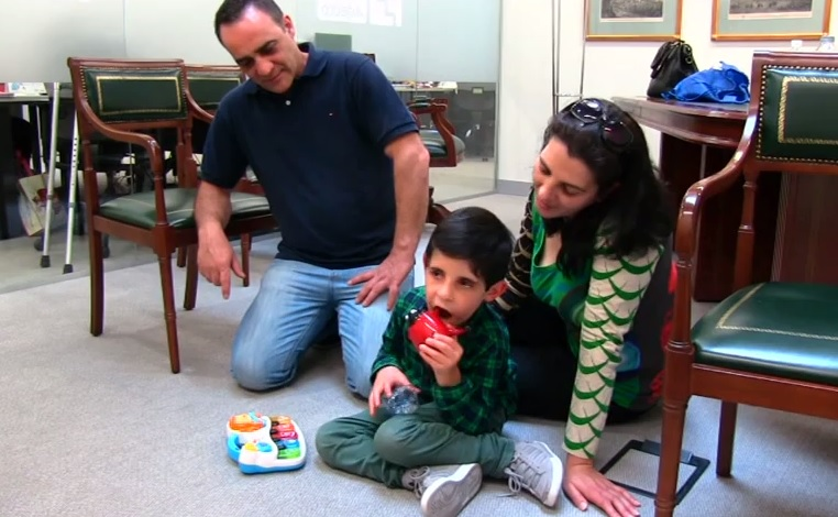 Tener un hijo con discapacidad