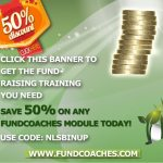 FundCoaches module for a special 50% off