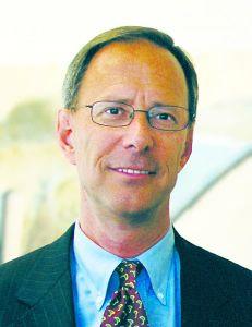 Tom Harrison, CEO of RussReid