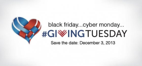 GIvingTuesday2013-blackfridaycybermonday