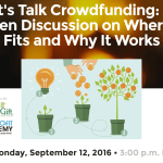 Is crowdfunding the right fit for your nonprofit?