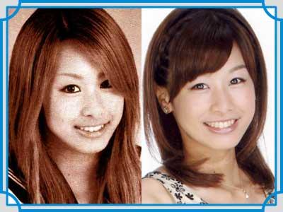 加藤綾子 ヤンキー 比較