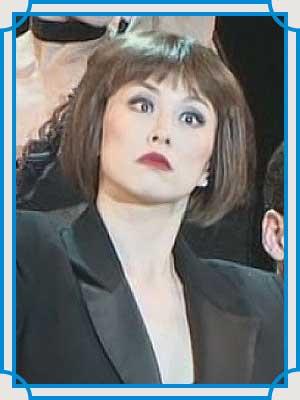 米倉涼子 シカゴ