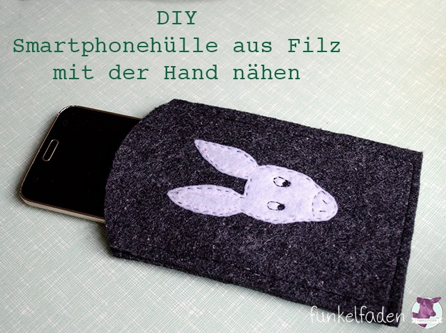 diy handytaschen aus filz ein paar gedanken anleitungen do it yourself n hen n hen f r. Black Bedroom Furniture Sets. Home Design Ideas