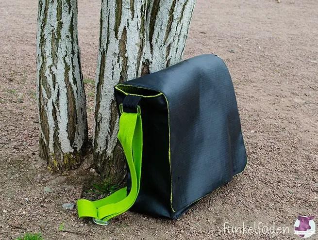 Kostenfreie Nähanleitung - Messenger Bag