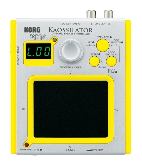 Korg-Kaossilator - gift for musicans