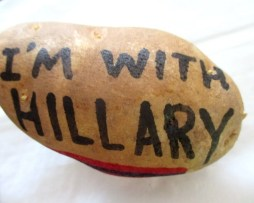 Hillary Clinton Potato