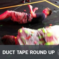 Duct Tape Round Up
