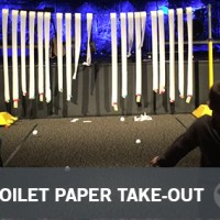 Toilet Paper Take-Out