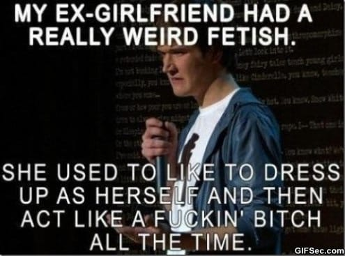 my ex wife