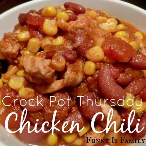 Medium Of Easy Chicken Chili