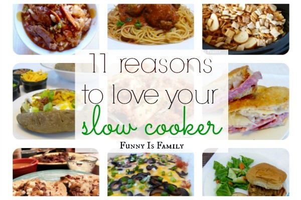 11 Reasons to Love Your Slow Cooker