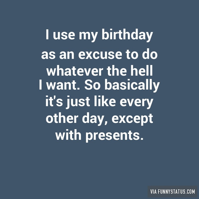 Large Of What Should I Do For My Birthday