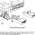 Cartoon of the Week for June 18, 2003