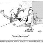 Cartoon of the Week for June 03, 2009