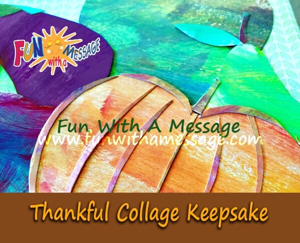thanksgiving collage craft