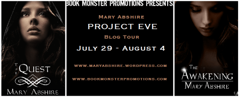 PROJECT EVE Tour Banner