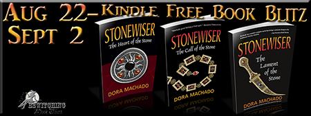 Stonewiser Series Banner Free Ebook Blitz 450 x 169
