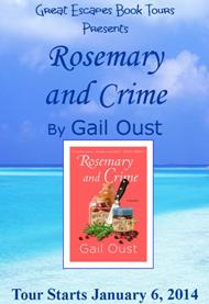 ROSEMARY AND CRIME tour banner
