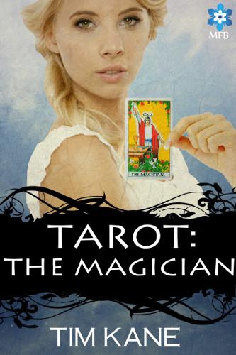 Tarot the magician cover