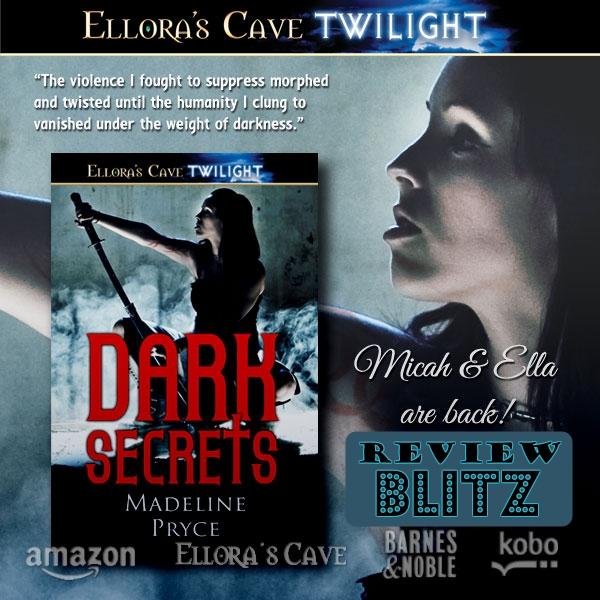 Dark Secrets review blitz banner