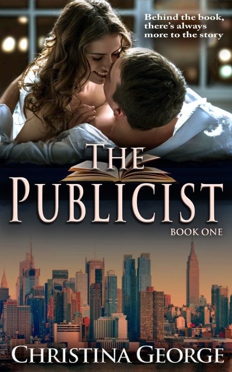 The Publicist New Cover Book 1