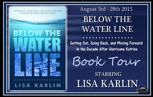 Below the Water Line banner