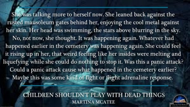 Children Shouldn't Play With Dead Things teaser 1