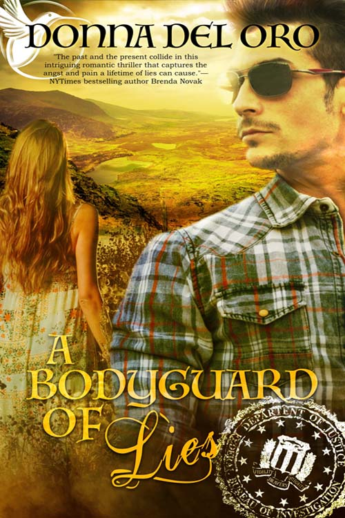 A Bodyguard Of Lies cover