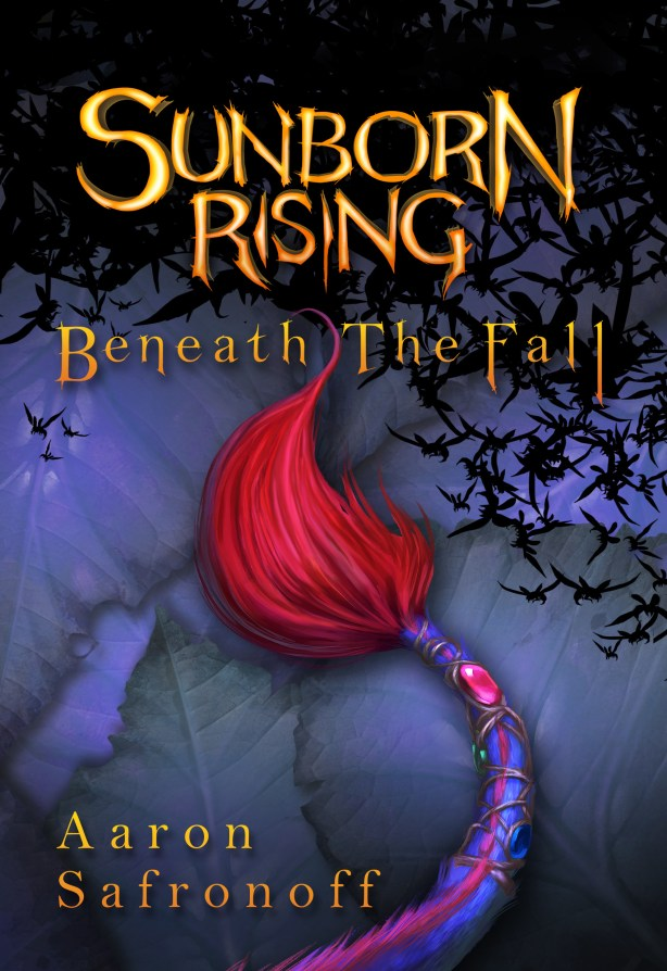 Sunborn Rising cover