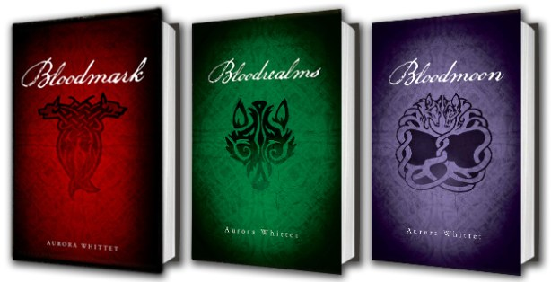 bloodmark-saga_bookcovers