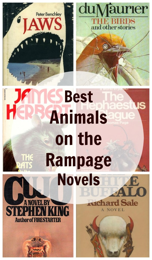 best-animals-on-the-rampage-novels
