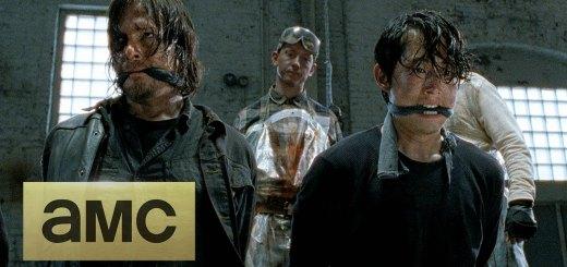 The Walking Dead Season 5 Comic-Con Trailer