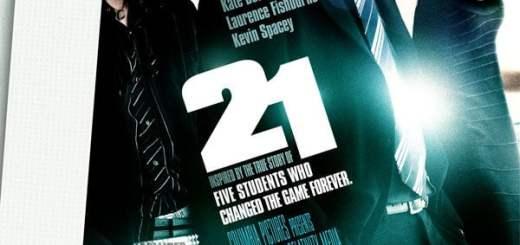 21 movie banner
