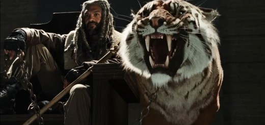 King Ezekiel Tiger Shiva