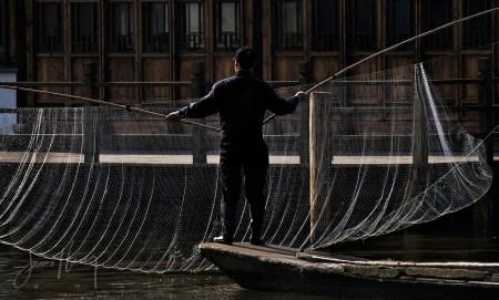 Fisherman Zhujiajiao