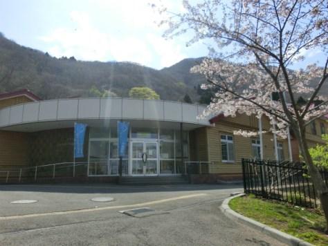 ふるる函館の桜(2014年4月25日撮影)