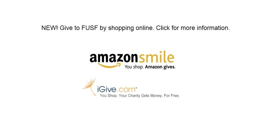 Support FUSF While Shopping Online