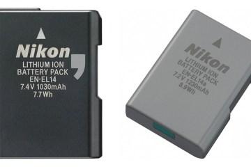 Nikon-Baterie