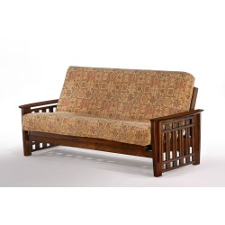 Small Crop Of Wood Futon Frame