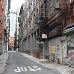 Abandoned Lower Manhattan