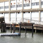 Jetty destroyed in storm